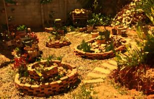 Erick e o jardim